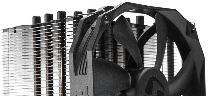 SilentiumPC Fortis 3 HE1425 Malik: Disipador CPU de alto rendimiento