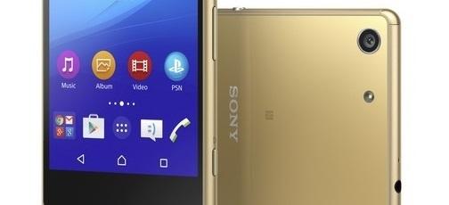 Sony Xperia M5 Portada