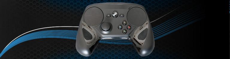 Steam Controller Slider