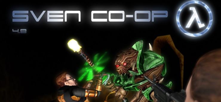 Sven Co-op Half-Life
