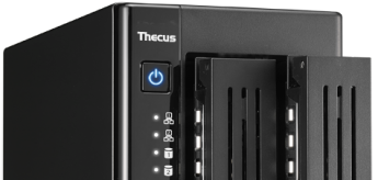 Thecus N2810 - Portada