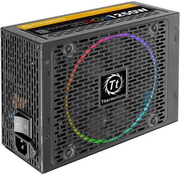 Thermaltake Toughpower DPS G RGB 1250W (2)