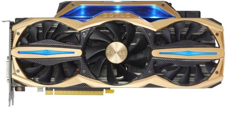 Zotac GeForce GTX 970 Extreme Edition OC (3)