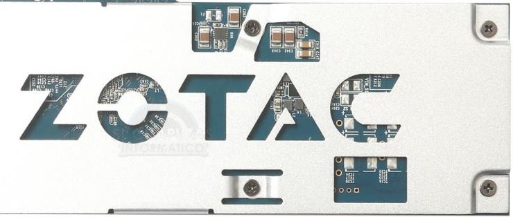 Zotac PCI-e SSD - Portada