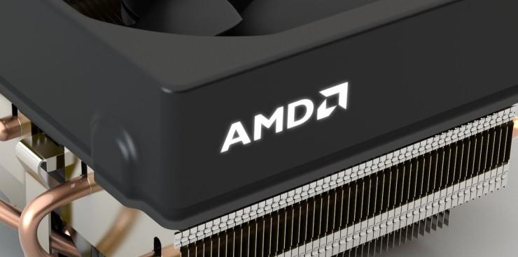 AMD Wraith - Portada