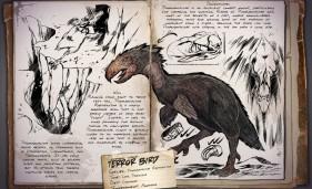 Ark Survival Evolved - Ave de terror