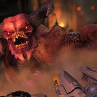 Gameplay de DOOM con la GeForce GTX Titan X bajo la API Vulkan