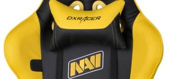 DXRacer Racing - Portada