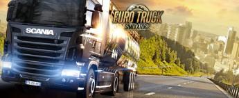 Euro Truck Simulator 2 - Portada