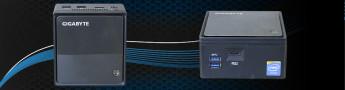 Gigabyte Brix (GB-BACE-3000) Slider