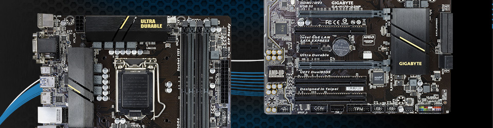 Review: Gigabyte H170-D3HP