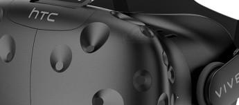 HTC Vive Pre - Portada