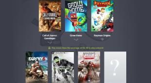 Humble Bundle Ubisoft