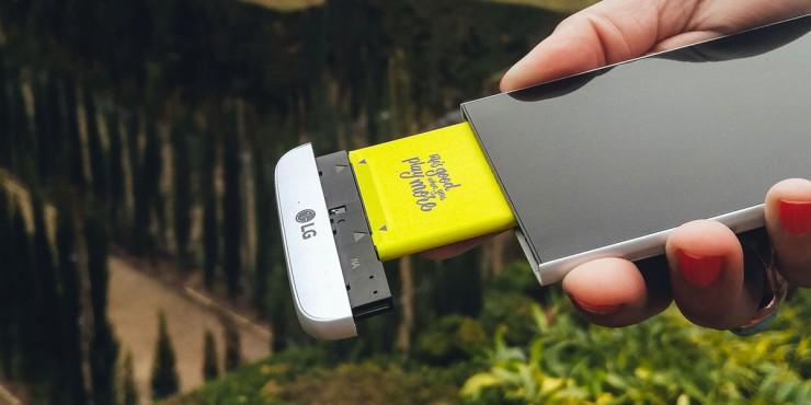 LG G5 Oficial Modular