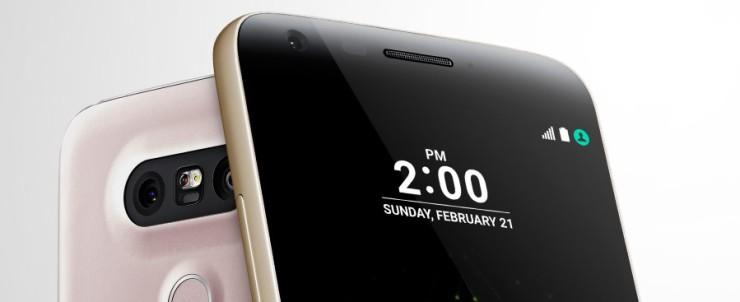 LG G5 Oficial - Portada