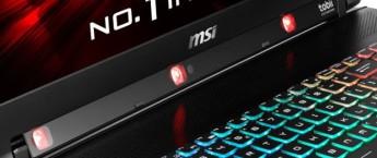 MSI GT72S G Tobii - Portada