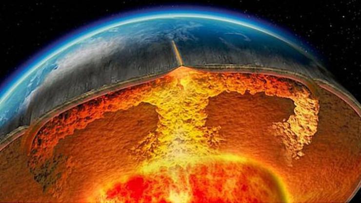 Manto - Planeta Tierra
