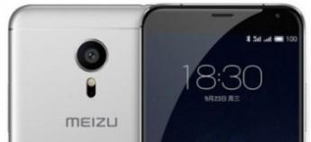 Meizu Pro 5 Mini Filtracion - Portada