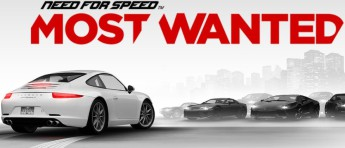 Need for Speed Most Wanted - Portada