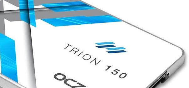 OCZ Trion 150 - Portada