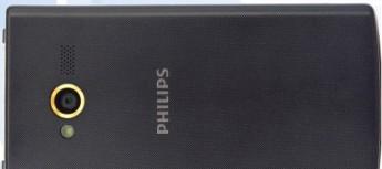 Philips V800 - Portada