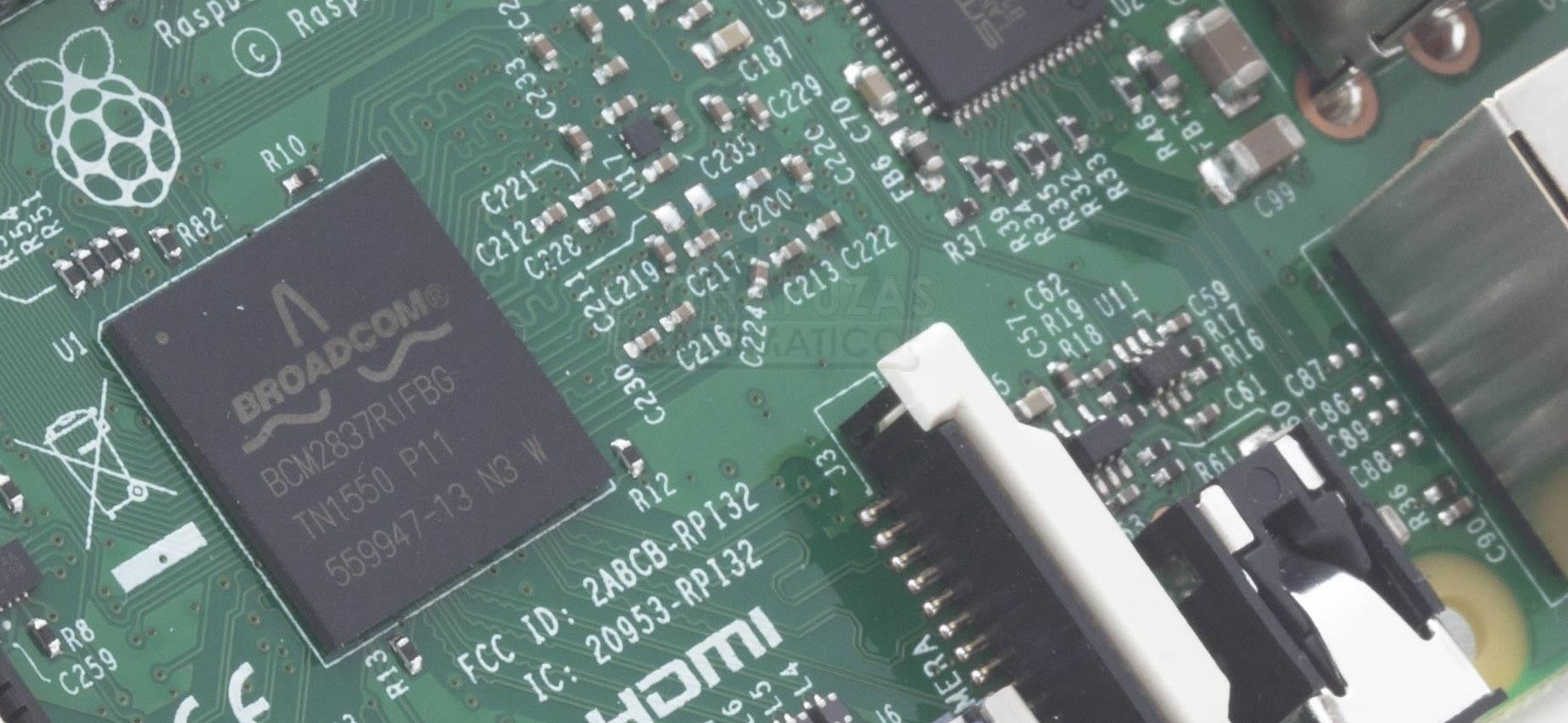 La Raspberry Pi 3 se estrena con conectividad inalámbrica