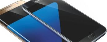 Samsung Galaxy S7 Edge vs Samsung Galaxy S7 - Portada