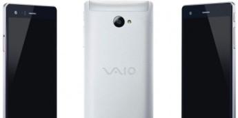 Smartphone VAIO portada