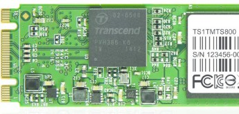 Transcend MTS800 1TB - Portada
