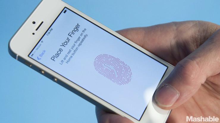 iPhone 6 lector de huellas