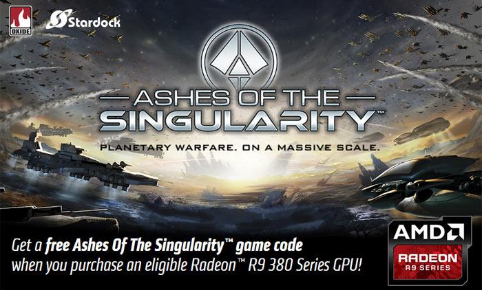 Ashes of the Singularity - AMD