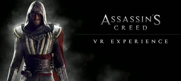 Assassin's Creed VR Experience - Portada