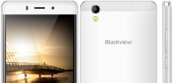 Blackview A8 - Portada
