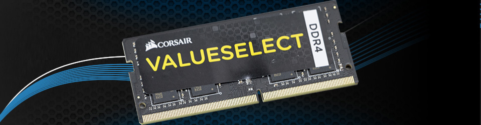 Review: Corsair ValueSelect DDR4 (SO-DIMM)