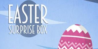 Easter Surprise Box 2016 - Portada