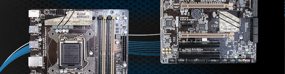 Review: Gigabyte X150-PLUS WS