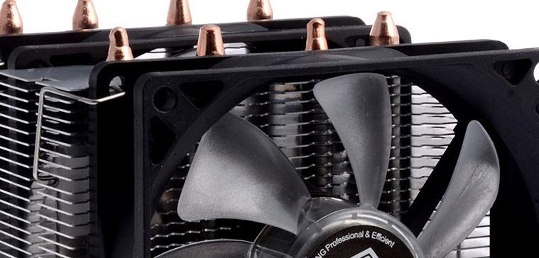 ID-Cooling SE-904: Disipador CPU silencioso y compacto de alta gama