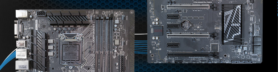 Review: MSI Z170A Gaming Pro Carbon