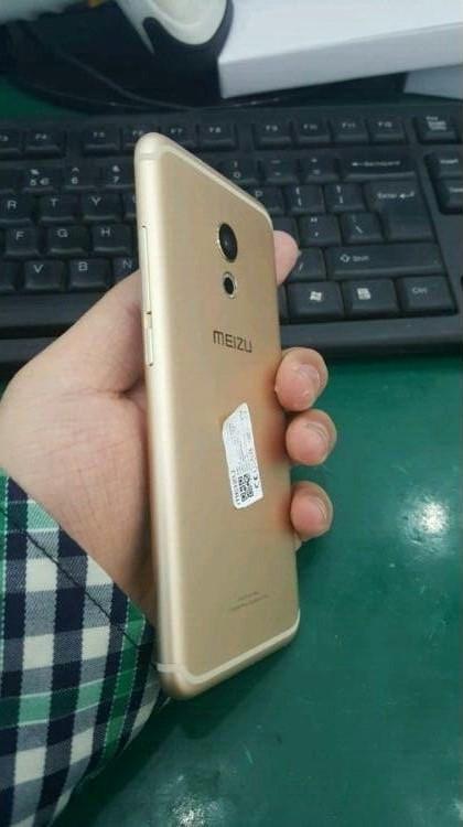 Primeras imágenes del Meizu PRO 6