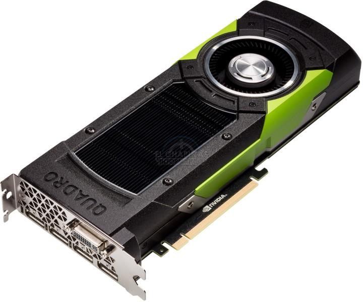 Queres una Nivida Quadro de 24 GB GDDR5 sale mas de 7.000 €