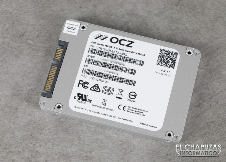 OCZ Vector 180 08