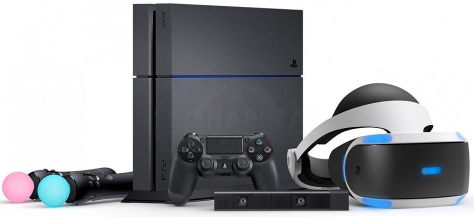 La PlayStation Neo llegaría este mismo año