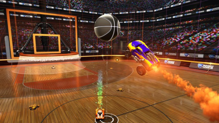 Rocket League - March Madness
