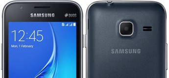 Samsung Galaxy J1 Mini - Portada