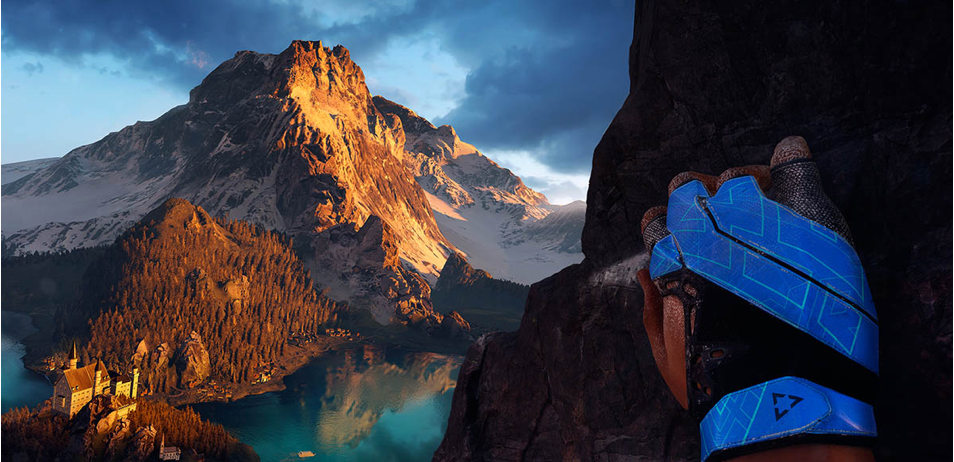 The Climb - Crytek