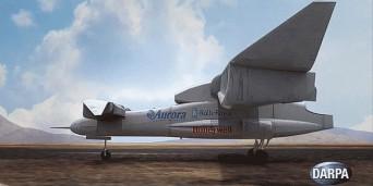 VTOL X-Plane - DARPA