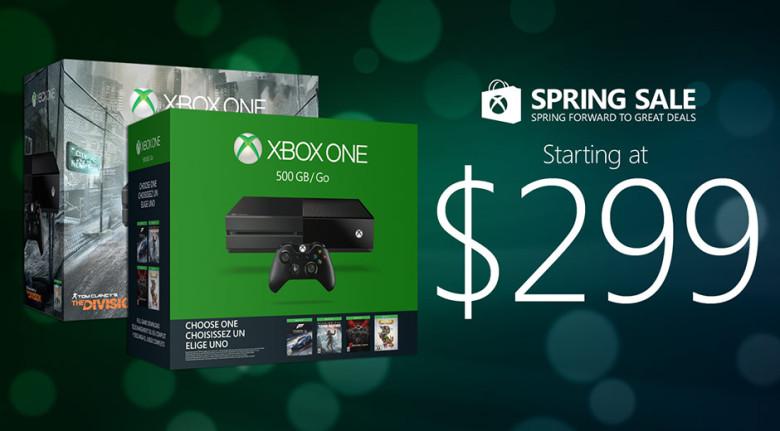 La Xbox One y sus juegos bajan de precio para frenar a PlayStation VR