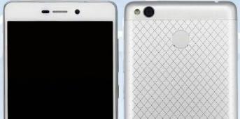 Xiaomi Redmi 3 - Portada