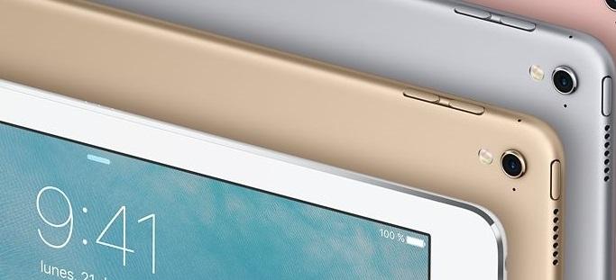 Apple planea lanzar un nuevo iPad económico de 9.7 pulgadas