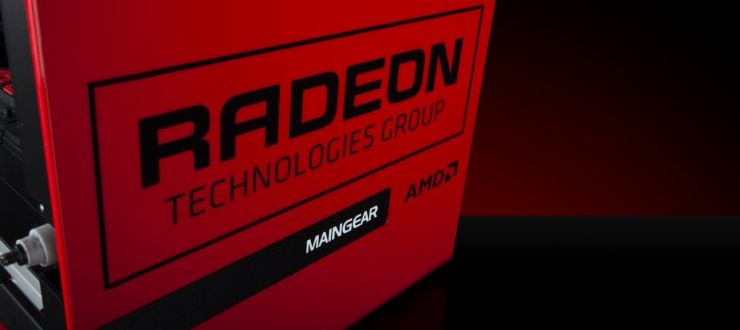 AMD Radeon Technologies Group - Portada